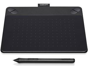 ワコム Wacom Intuos Art(インテュオス アート)ペン&タッチモデルS ブラック・・・
