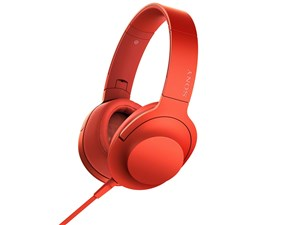 h.ear on MDR-100A(R) [シナバーレッド] 商品画像1:デンキチ