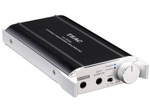 TEAC ハイレゾ対応DAC搭載ポタアンプ(ブラック) HA-P50SE-B