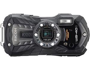 RICOH WG-40 [ブラック] 8GB付き 平日AMは即日出荷 商品画像1:hitmarket