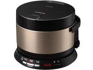 日立 IH炊飯器 打込鉄釜 おひつ御膳 2.0合 ブラウンゴールド RZ-WS2M N