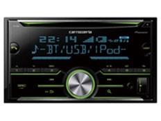 PIONEER FH-4200 carrozzeria [AVメインユニット (carrozzeria CD/Bluetooth/・・・