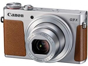 PowerShot G9 X [シルバー] CANON 商品画像1:@Next
