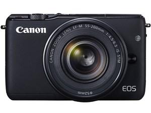 Canon製 EOS M10 ダブルズームキット ブラック