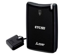 ETC2.0車載器(アンテナ分離型)ナビ連動型/EP-A015SB [ブラック・・・