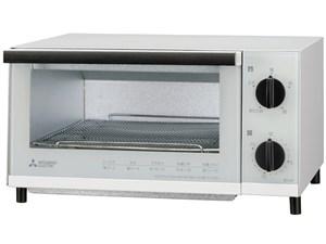BO-S7-W 三菱 オーブントースター ホワイト