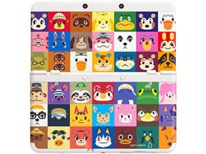 任天堂 New 3DS きせかえプレートパック どうぶつの森