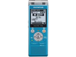 OLYMPUS ICレコーダー Voice-Trek V-842 BLU