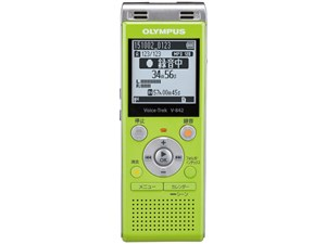OLYMPUS ICレコーダー Voice-Trek V-842 LGR