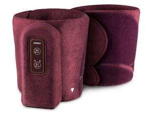オムロン 2つのエアバッグが、ふくらはぎをやさしくもみ上げ。エアマッサージ・・・