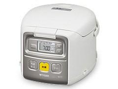 タイガー【TIGER】3合炊き マイコン炊飯ジャー 炊きたてミニ JAI-R551-W(・・・