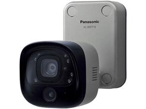 [新品][送料無料] パナソニック センサー付 屋外ワイヤレスカメラ VL-WD712K ・・・