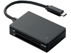 MR3C-AP010BK [USB 38in1 ブラック][Mac用]