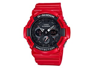 G-SHOCK GA-201RD-4AJF
