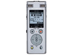 OLYMPUS ICレコーダー VoiceTrek DM-720 SLV