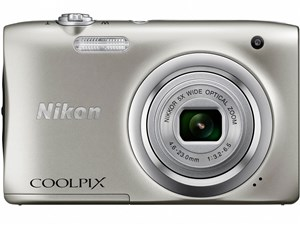 SD8GB付き COOLPIX A100 [シルバー] 平日AMは即日出荷