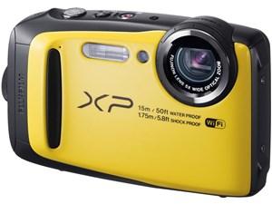 SD8GB付き FinePix XP90 [イエロー] 商品画像1:hitmarket