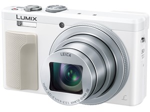 Panasonic LUMIX DMC-TZ85-W [ホワイト] 4549077630810
