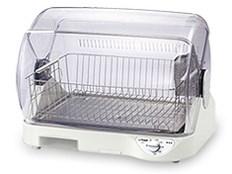 タイガー 約100度の高温熱風で清潔乾燥!省スペース・コンパクト設計!食器乾燥・・・