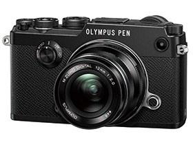 OLYMPUS PEN-F 12mm F2.0レンズキット [ブラック]