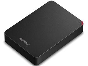 BUFFALO製PortableHD HD-PSF4.0U3-GB 4TB