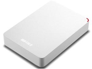 BUFFALO製PortableHD HD-PSF4.0U3-GW 4TB
