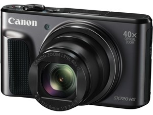Canon PowerShot SX720 HS [ブラック]