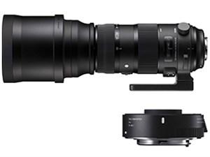 150-600mm F5-6.3 DG OS HSM Sports テレコンバーターキット [キヤノン用]