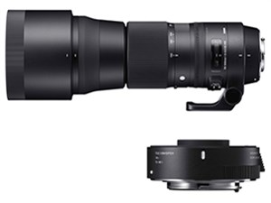 150-600mm F5-6.3 DG OS HSM Contemporary テレコンバーターキット [ニコン用・・・