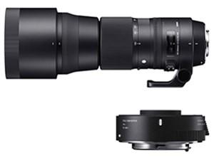150-600mm F5-6.3 DG OS HSM Contemporary テレコンバーターキット [キヤノン・・・