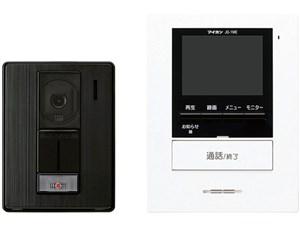 アイホン ROCO録画 カラーテレビドアホン 電源直結式 JQ-12E