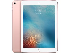 iPad Pro 9.7インチ Wi-Fiモデル 32GB MM172J/A [ローズゴールド・・・