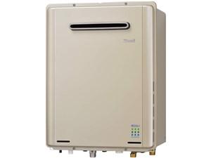 Rinnai エコジョーズ フルオート 屋外壁掛型 ガスふろ給湯器 24号 都市ガス用・・・