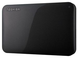 CANVIO BASICS HD-AC30TK [ブラック] 商品画像1:マルカツ商事