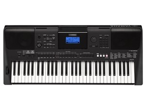 YAMAHA PSR-E453 ブラック PORTATONE [電子キーボード (61鍵)]