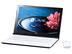 LAVIE Note Standard NS150/EAW PC-NS150EAW [エクストラホワイト] 商品画像1:マークスターズ