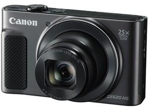 Canon キヤノン コンパクトデジタルカメラ Power Shot 光学25倍ズーム ブラッ・・・