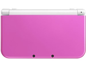 Newニンテンドー3DS LL ピンク×ホワイト(RED-S-PAAA)