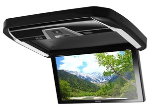 アルパイン リアモニター プラズマクラスター技術搭載 12.8型LED WXGAリアビ・・・