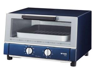 タイガー【TIGER】オーブントースター やきたて KAM-G130-AN(ネイビー)【・・・