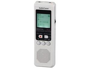 オーム電機 デジタル ICレコーダー 4GB ICR-U124N