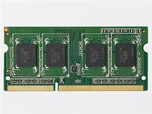 ELECOM EV1600-N4GA/RO SODIMM DDR3 PC3-12800 4GB