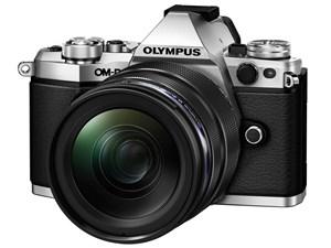 OLYMPUS OM-D E-M5 Mark II 12-40mm F2.8 レンズキット [シルバー]