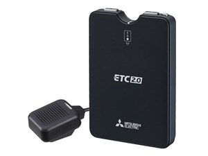 発話型ETC2.0車載器・アンテナ分離型 業務用/EP-E216SBG [マットブラック・・・