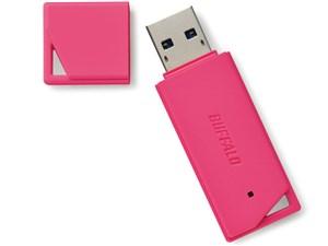 BUFFALO USB3.0用 USBメモリー RUF3-K64GA-PK 64GB ピンク