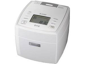 三菱電機 備長炭 炭炊釜 NJ-VV107-Wピュアホワイト