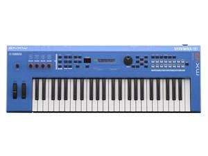 YAMAHA MX49 BU ブルー [49鍵シンセサイザー (専用ソフトケース付き)・・・