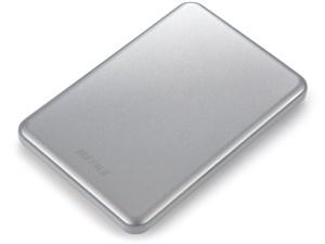 MiniStation HD-PUS1.0U3-SC [シルバー]