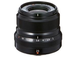 フジノンレンズ XF23mmF2 R WR [ブラック]  平日AMのご注文は中1営業日で出・・・
