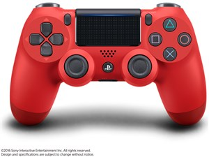 SONY DUALSHOCK4 レッド CUH-ZCT2J11